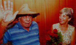 A friend greeting Prof. Bhatia on his 84th birthday.