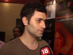 Bollywood Actor Shiny Ahuja