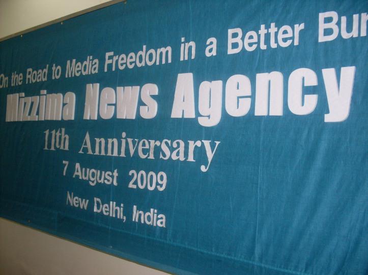 Mizzima News Agency