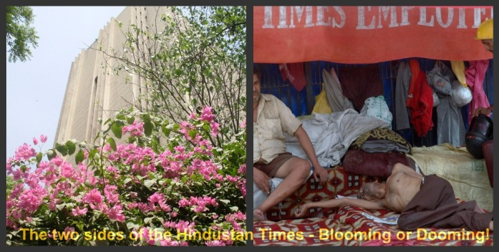 Hindustan Times - Can you spot the differences? Photo by Neeraj Bhushan.