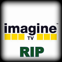 Imagine TV logo. Illustration by Neeraj Bhushan