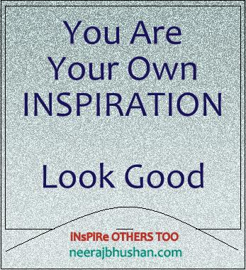 The Inspiration By Neeraj Bhushan