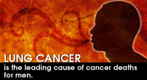Lung Cancer.  Card by Centers for Disease Control and Prevention, United States.