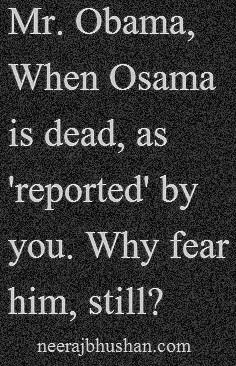 Who Fears Osama