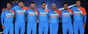 Sahara Group Team India Sponsor BCCI