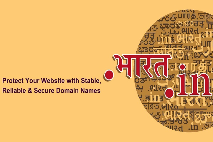 India dot in domain registration